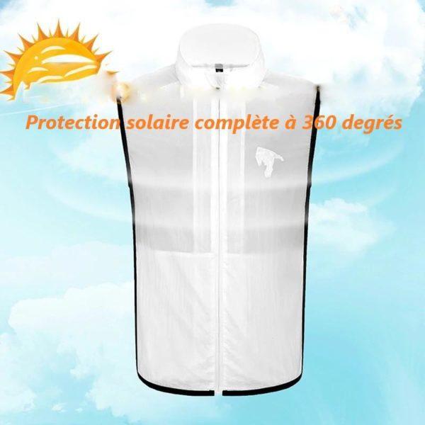 Giletderefroidissementparventilateurpourhommes4 Gilet De Refroidissement Par Ventilateur Pour Hommes: L'été N'est Plus Chaud