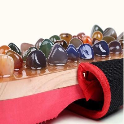 HEYMEgaletpierreMassagedespiedspantouflesr 39 Chaussons de massage aux galets : Massage Pour Soulager La Pression Des Pieds