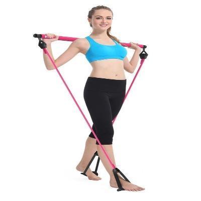 HTB1BWdLS4YaK1RjSZFnq6y80pXan 1024x1024 4604e66d 85ab 4340 9723 faae7fdacb94 Réglable Bâton de Fitness : Renforcer la Résistance