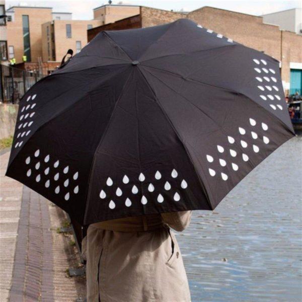HTB1VAL5XEz.BuNjt bXq6AQmpXaO Parapluie Changeant De Couleur: Ce Sera ChangerDe Couleur Au Contact De La Pluie