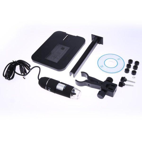 Microscope Numérique Portable : Avec Traduction de Photos