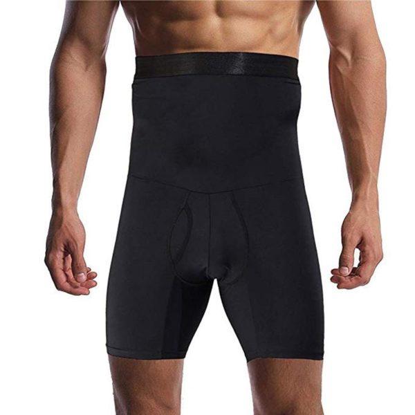 Gaine De Ventre Pour Homme: Enfilez Vos Petites Robes Et Pantalons De Toutes Sortes - Noir / M (70-83.3 Cm)