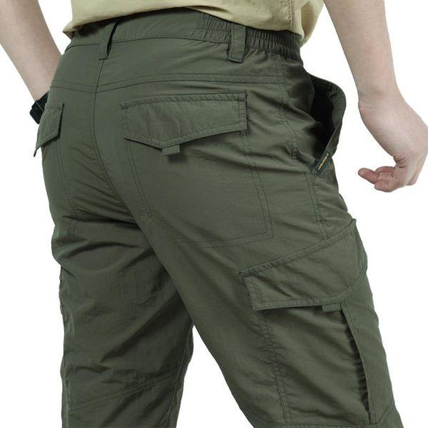 Hommes l ger respirant s chage rapide pantalon t d contract arm e Style militaire pantalon Pantalon Tactique D'extérieur: Un Outil Sur Lequel Vous Pouvez Compter Pour Vos Aventures