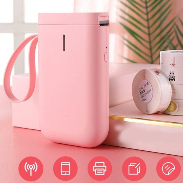 Imprimanted tiquett 20 Imprimante D'étiquette Thermique Et Bluetooth: Etiquettez Et Organisez Votre Quotidien