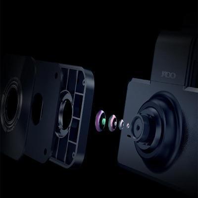 JADOD330CarDVRCameraWIFISpeedNGPSDashcamFHD1080PDashCam24HPark 15 Caméra Enregistreur Vidéo HD Pour Voiture: Avec Vue Avant et Arrière et 1080p Vision Nocturne