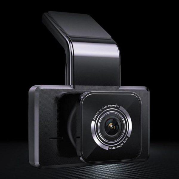 Caméra Enregistreur Vidéo HD Pour Voiture: Avec Vue Avant et Arrière et 1080p Vision Nocturne - Pas de carte
