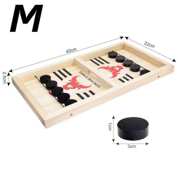 JeudehockeysurtableM Jeu De Hockey Sur Table: Un Cadeau Fantastique Pour Passer De Bons Moments En Famille