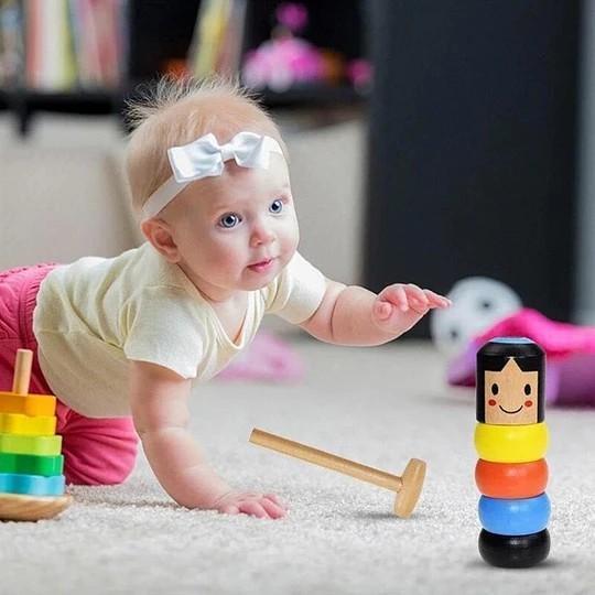 JouetEnBoisMagique 1 Jouet En Bois Magique: Partager Un Moment De Magie Avec Votre Enfant !