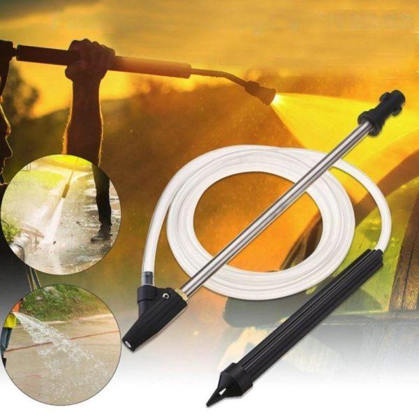 KitDeSablageHautePression 7 Kit De Sablage Haute Pression: Article Essentiel Pour La Réparation Automobile Et À La Maison