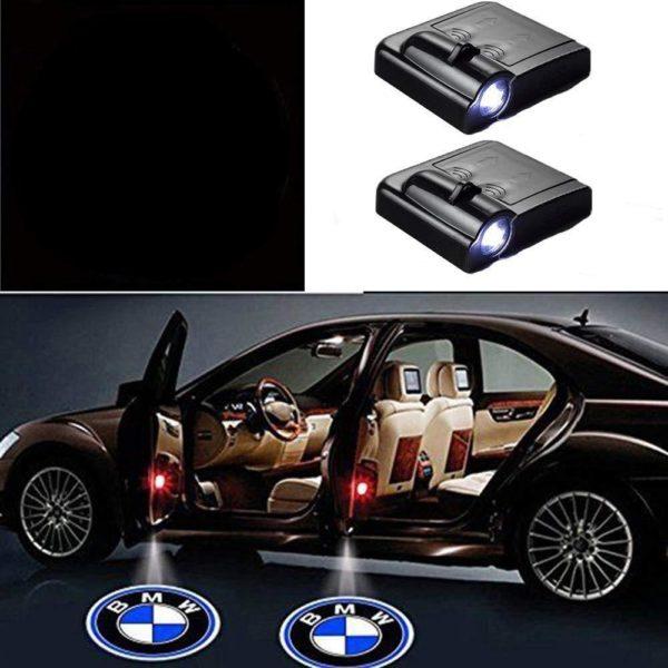 Logo Led Pour Voiture : Projecteur Pour Portière (2 pcs) - BMW