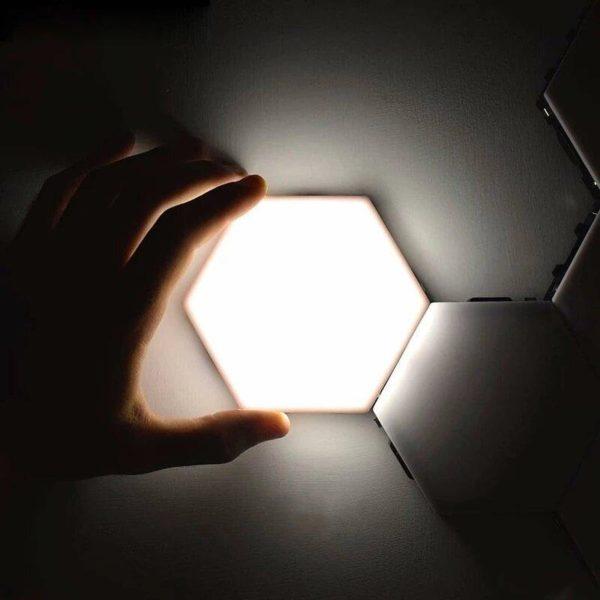 Lamp13 Lampe À LED Magnétique : Lumières Tactiles Modernes et Flexibles