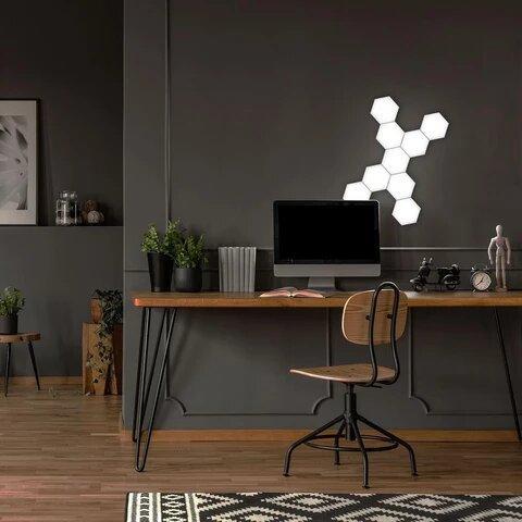 Lamp14 Lampe À LED Magnétique : Lumières Tactiles Modernes et Flexibles