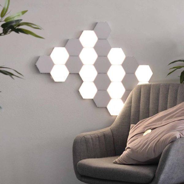 Lamp9 Lampe À LED Magnétique : Lumières Tactiles Modernes et Flexibles