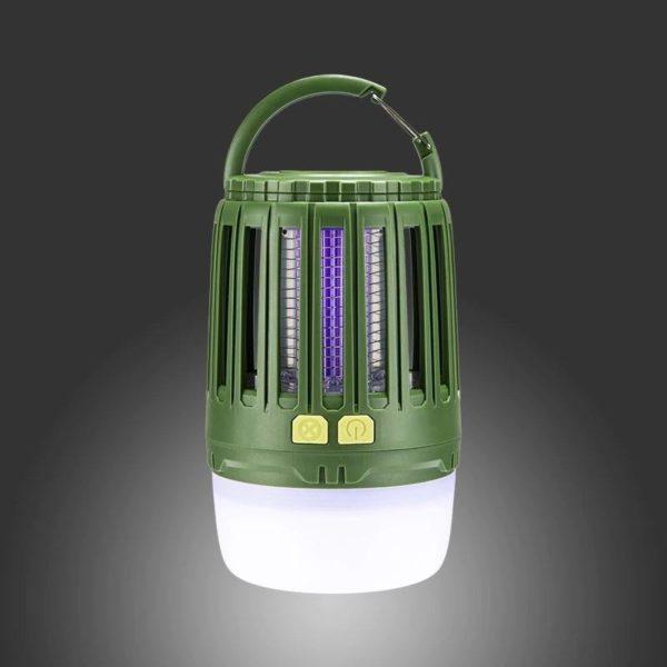 LampeDeCampingAntiMoustique 1 Lampe De Camping Anti Moustique: Un Éclairage Pratique Et Plus De Moustiques Gênants