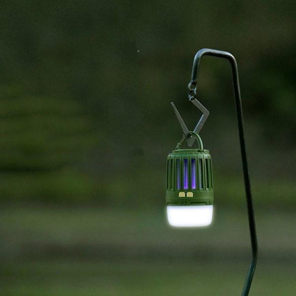 LampeDeCampingAntiMoustique 2 Lampe De Camping Anti Moustique: Un Éclairage Pratique Et Plus De Moustiques Gênants