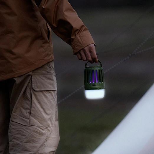 LampeDeCampingAntiMoustique 3 Lampe De Camping Anti Moustique: Un Éclairage Pratique Et Plus De Moustiques Gênants