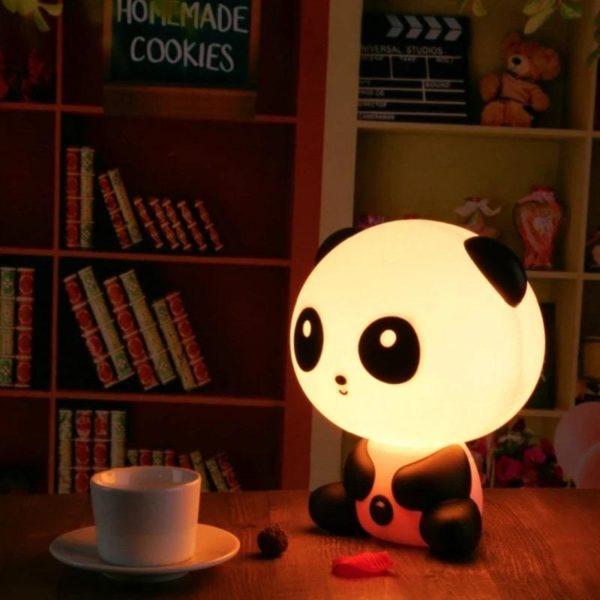 LampeVeilleuseLedPourBebe 3 min Lampe Veilleuse Led Pour Bébé : Idéal Pour Une Chambre D'enfant Ou Pour Décorer Votre Salon