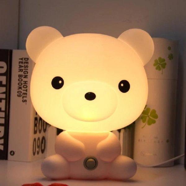 LampeVeilleuseLedPourBebe 9 Lampe Veilleuse Led Pour Bébé : Idéal Pour Une Chambre D'enfant Ou Pour Décorer Votre Salon