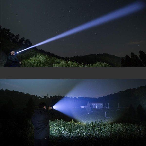 Lampedepocheportable 5 Lampe De Poche Portable: Permet Un Éclairage Ultra Puissant Même Dans Le Noir Le Plus Complet