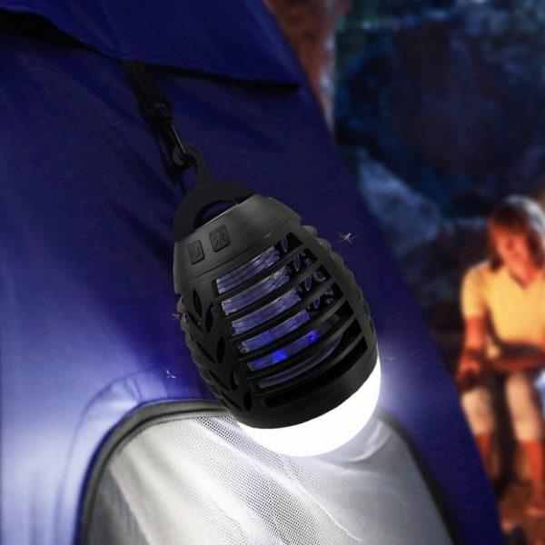 Lanterne Camping moustique tueur lampe 5W USB Charge 2200MAH maison ext rieure lectrique tanche ins rer 634ae380 605c 4246 b457 b1cabe972d6c Lanterne Anti-moustiques : L'arme Ultime Pour Éliminer Les Insectes Nuisibles