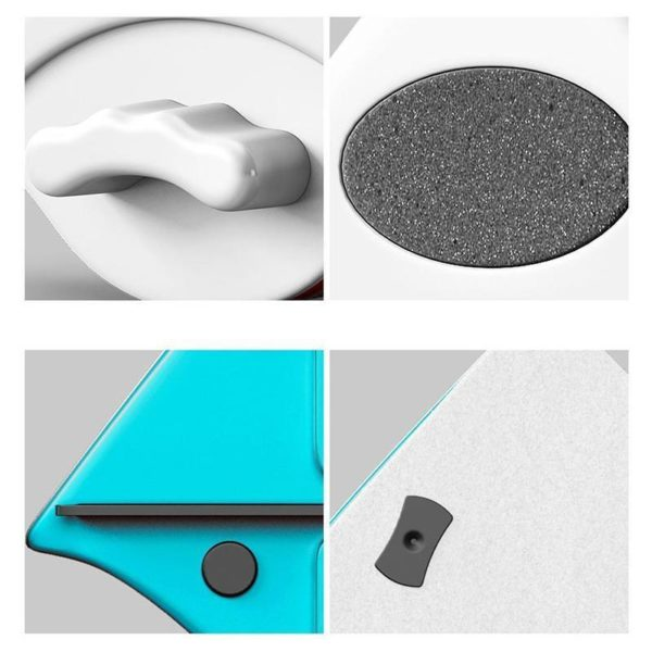 LaveVitreMagnetiqueDoubleFace 3 Lave Vitre Magnétique Double Face : Rotation Multi-angle Pour un Nettoyage