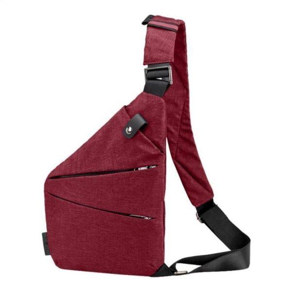 Smart Bag : Sac Anti-Vol Avec Technologie Avancée RFID - Rogue