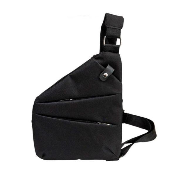 Smart Bag : Sac Anti-Vol Avec Technologie Avancée RFID - Noir