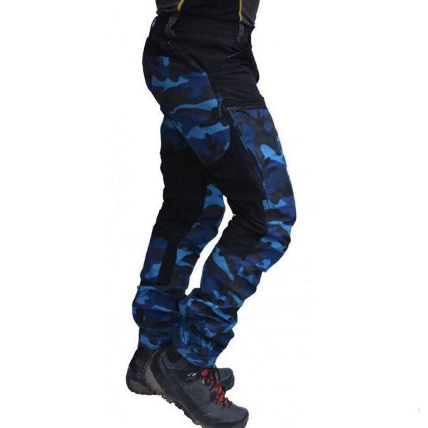 M skie spodnie spodnie kamufla owe na co dzie szwy multi pocket cargo Outdoor odzie uliczna Pantalon Casual Camouflage: Respirant Et Confort Incroyable