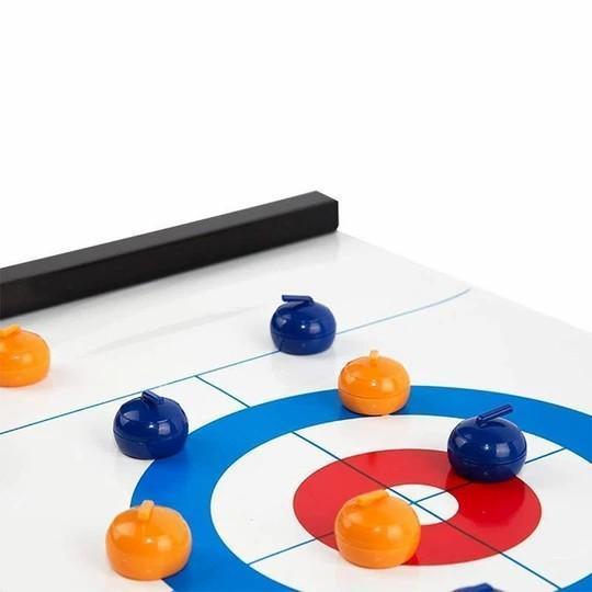 MINIJEUDECURLINGDETABLE 5 Mini Jeu De Curling De Table: Le Meilleur Jeu Pour Chaque Occasion!