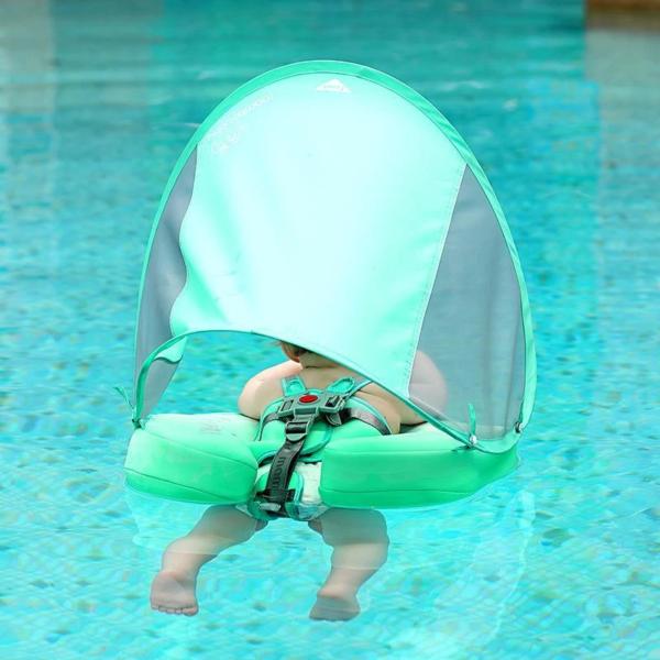 MamboFlotteurBoueeBebe Votreenfantpeutjouerdansl eauconfortablement 3 Mambo Flotteur : Votre enfant peut jouer dans l'eau confortablement (3 à 24 mois)