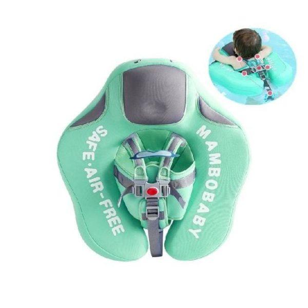 MamboFlotteur 5 . min Mambo Flotteur : Votre enfant peut jouer dans l'eau confortablement (3 à 24 mois)