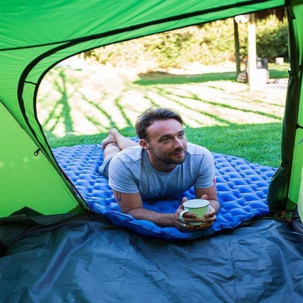 MatelasDeCamping 10 min Matelas De Camping : Assure Une Excellente Durabilité Et Un Grand Confort