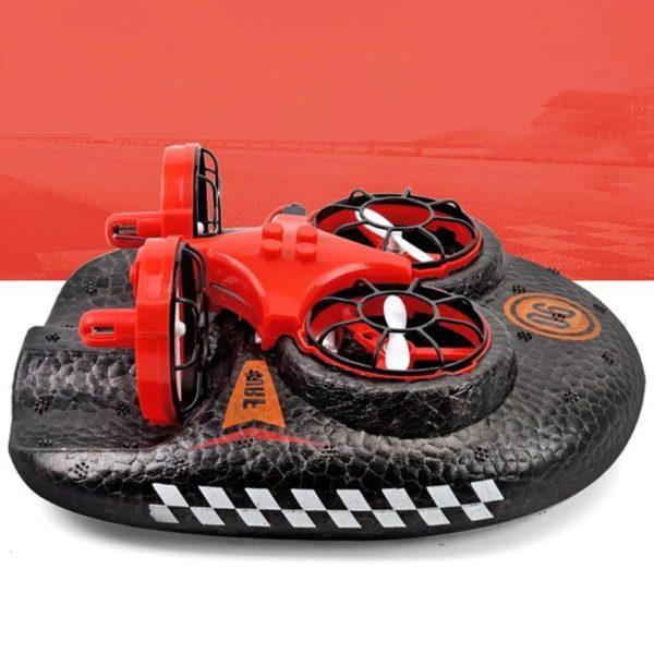 Mer terre et Air jouets amphibies Mini Drone t l commande voiture Simulation Hovercraft 2 4g 79756113 16c8 4a0b 9051 2af7a78ba0c5 Mini Drone Amphibie : Combinaison D'avion Et De Coque En Mousse