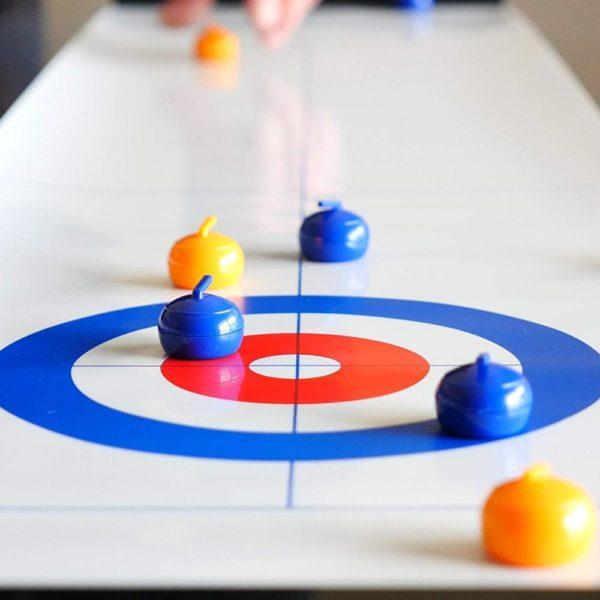 Mini Table boule friser jeu de friser de Table compacte friser jeux de famille eau froide b3969cf2 e398 4635 8c55 dda2e9d3da41 Mini Jeu De Curling De Table: Le Meilleur Jeu Pour Chaque Occasion!