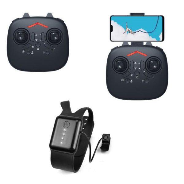 Mini drone 2 4G t l commande d formation moto pliante h licopt re rc quatre 689a57dc a339 40a4 8a83 67026b7c3b89 Quadricoptère Pliant : Avec Transmission Wifi En Temps Réel
