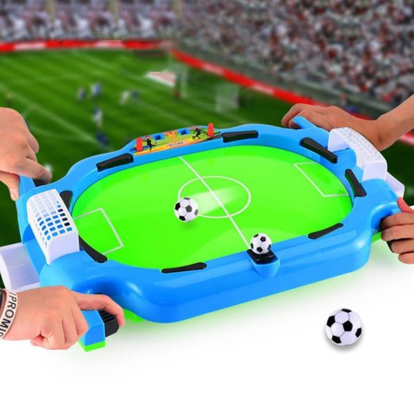 Mini table de Football Machine plateau jeu interactif Football Sport 2 joueurs Match partie jeu jouets Jeu De Football Interactif: Le Meilleur Jouet Football Challenge À Utiliser