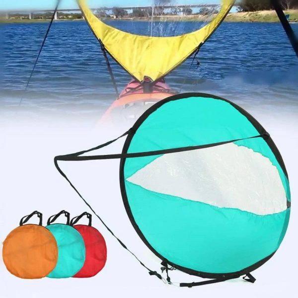 MiniVoilePortable 11 min Mini Voile Portable : Que Vous Soyez Sur Un Kayak Ou Même Un Paddle