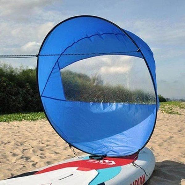 MiniVoilePortable 12 min Mini Voile Portable : Que Vous Soyez Sur Un Kayak Ou Même Un Paddle
