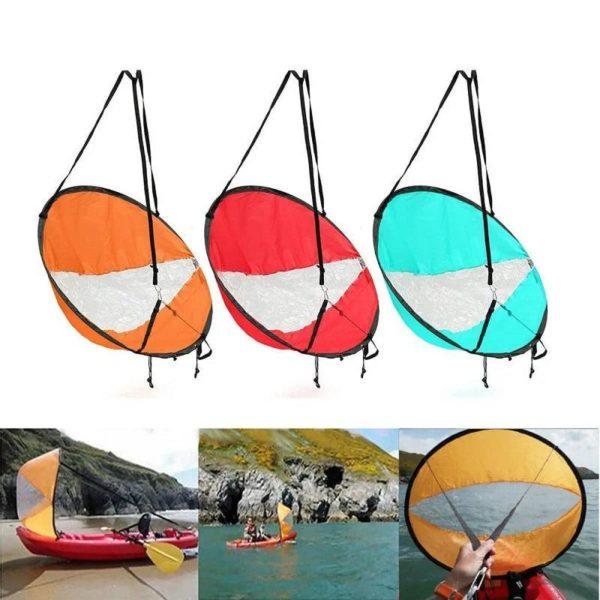 MiniVoilePortable 3 min Mini Voile Portable : Que Vous Soyez Sur Un Kayak Ou Même Un Paddle