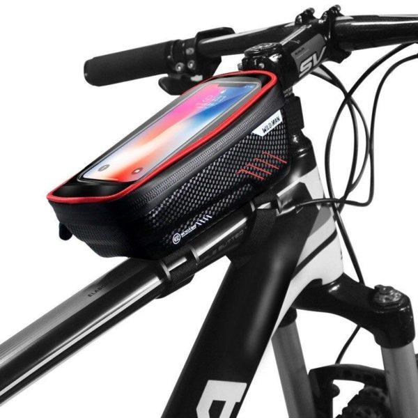 Support de Téléphone pour Guidon Moto : Pochette Waterproof Pour Smartphone - Modèle 2