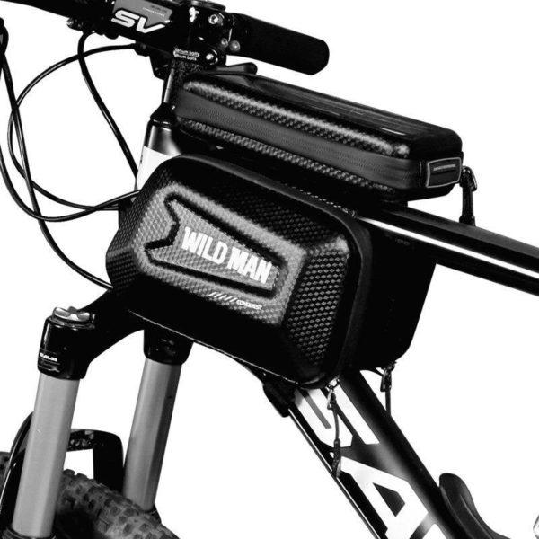 Support de Téléphone pour Guidon Moto : Pochette Waterproof Pour Smartphone - Modèle 5
