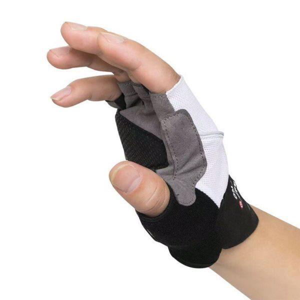 Motorcycle Bike Half Finger Smart Glove Women Cycling Gym Anti slip Pad Riding Tactical Gloves LED 87f00f7d 663d 43c4 910e 24a37d1167e2 Gant Signal Rechargeables : Vous Permet de Signaler Votre Présence
