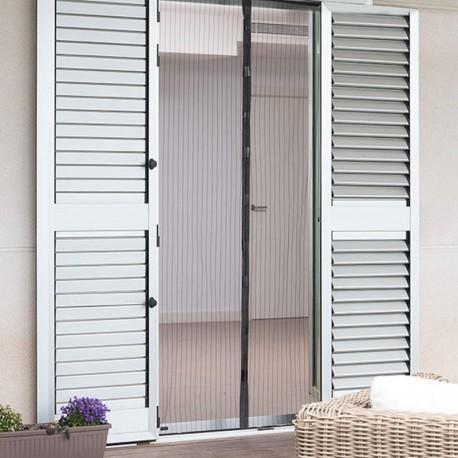 Moustic air Moustiquaire Magnetique Anti insectes Pour Porte Avec Fermeture Aimantee 6 Moustic'air : Moustiquaire Anti-Insectes Pour Porte Avec Fermeture Aimantée