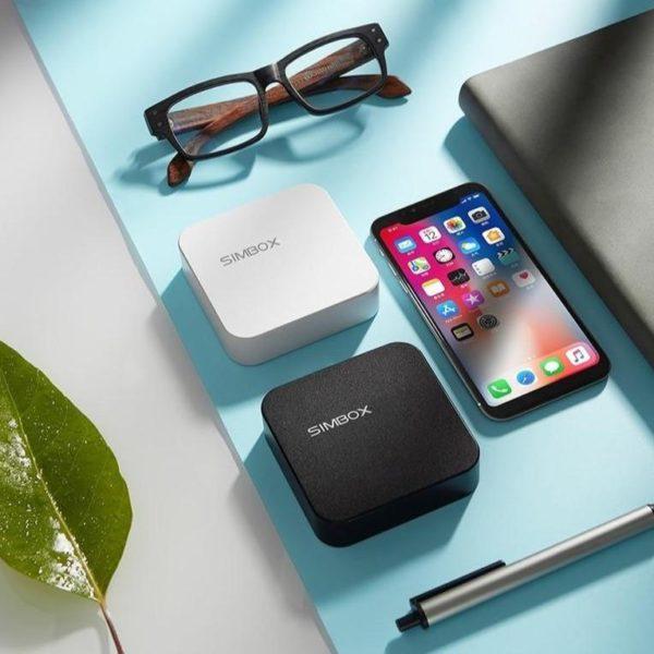 MultiSim4GSIMBOXPourIOSEtAndroid5 Multi Sim 4G SIMBOX Pour IOS Et Android: Mettez-Le Où Vous Voulez Et Il Peut Vous Faire Double Sim En Ligne