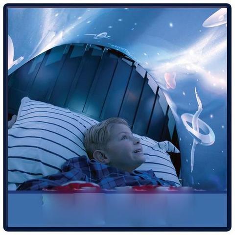 MyTente Offrez une nuit de reve a votre Enfant. MyTente : Transforme le Lit de Votre Enfant en un Monde Féerique