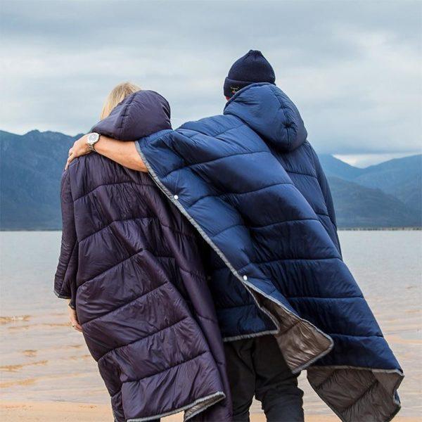 Naturetrekking nouvelle arriv e en plein air portable manteau sac de couchage hiver Plus couette paresseux bdd4e066 b1fc 4b24 b08b 2b93cd13643a Sac De Couchage Portable: Complément Fiable À Votre Kit De Survie