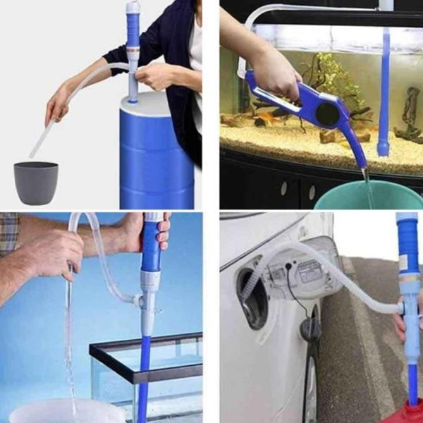 POMPEPOURTRANSFERTDELIQUIDE 6 Pompe Pour Transfert De Liquide: Un Excellent Outil À La Maison Pour De Multiples Usages