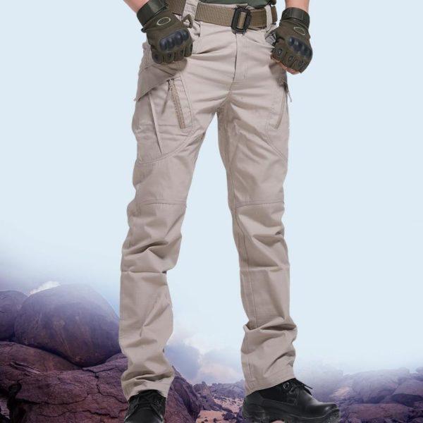 Pantalons tactiques militaires de ville pour hommes pantalon de Combat SWAT pantalon Cargo imperm able de 1f6a5e2d 7315 4d79 a15c 4dce4d894bbc Pantalon Tactique: Pantalons De Bonne Qualité Et Imperméables Pour Usages Multiples