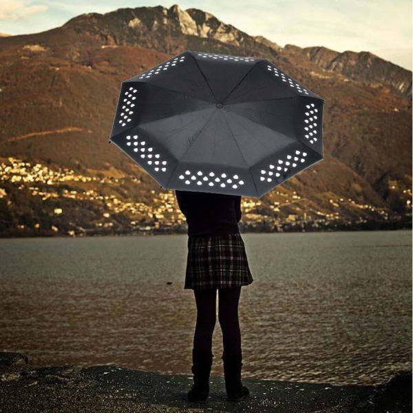 ParapluieChangeantDeCouleur Parapluie Changeant De Couleur: Ce Sera ChangerDe Couleur Au Contact De La Pluie