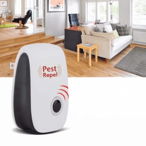 PestRejectRepulsifUltrasoniquesAnti NuisiblePourInsectesetRongeursNon Pest Reject : Répulsif Ultrasoniques Anti-Nuisible Pour Insectes et Rongeurs Non-Toxique